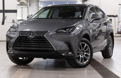 2018 Lexus NX 300 Luxury Package