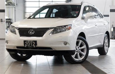 2012 Lexus RX350 Touring Package