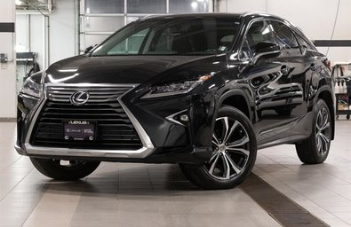 2016 Lexus RX350 Luxury Package
