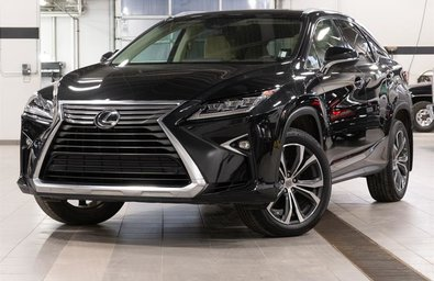 2017 Lexus RX350 Luxury Package
