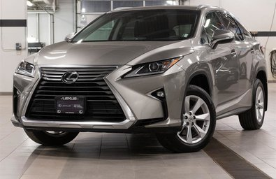 2017 Lexus RX350 Standard Package