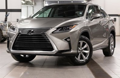 2019 Lexus RX350 Navigation Package