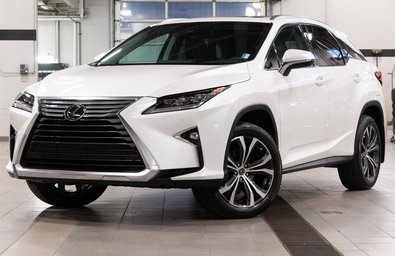 2019 Lexus RX350 Luxury Package