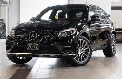 2017 Mercedes-Benz GLC43 AMG Premium