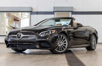 2019 Mercedes-Benz SL550 Roadster