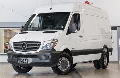 2014 Mercedes-Benz Sprinter 3500 Cargo V6 144