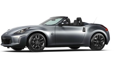 2020 Nissan 370Z Roadster Sport Touring at