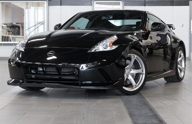 2011 Nissan 370Z Nismo Edition 6sp