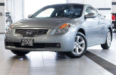 2008 Nissan Altima Coupe 2.5 S CVT