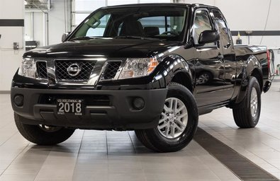 2018 Nissan Frontier King Cab S 4X2 at