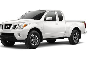 2019 Nissan Frontier King Cab SV 4X4 at