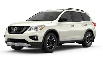 2019 Nissan Pathfinder SL Premium V6 4x4 at