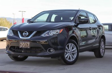 2017 Nissan Qashqai SV FWD CVT