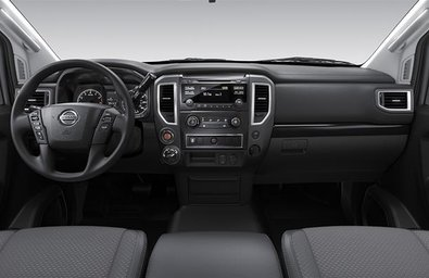 2019 Nissan Titan Crew Cab SV Midnight Edition