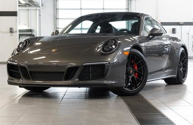 2018 Porsche 911 Carrera Coupe GTS w/ PDK