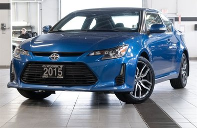 2015 Scion tC 6sp