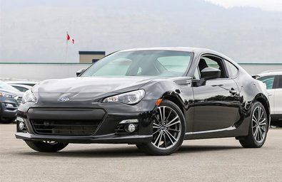 2016 Subaru BRZ Sport-Tech 6sp
