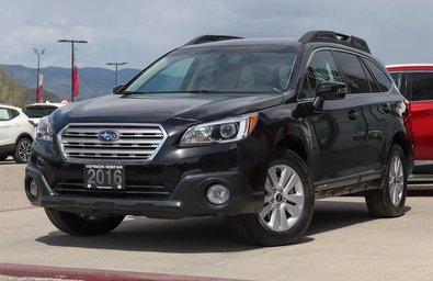2016 Subaru Outback 2.5i Touring at