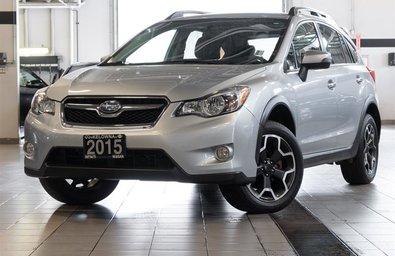 2015 Subaru XV Crosstrek Limited Pkg CVT