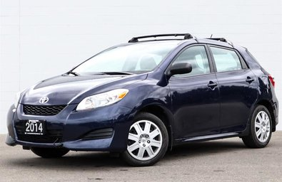 2014 Toyota Matrix 5M