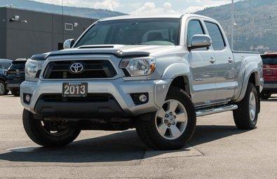 2013 Toyota Tacoma 4x4 Dbl Cab V6 5A