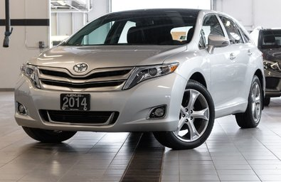 2014 Toyota Venza Limited Package