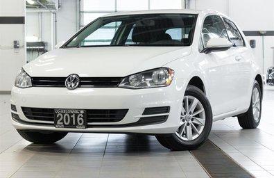 2016 Volkswagen Golf 1.8 TSI Trendline