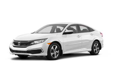 2019 Honda Civic Sedan LX MT