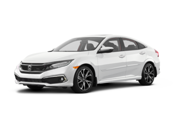 2019 Honda Civic Sedan Touring CVT