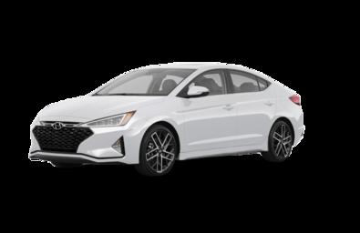 2019 Hyundai Elantra Sedan Sport - MT