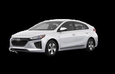 2019 Hyundai IONIQ EV Preferred - White