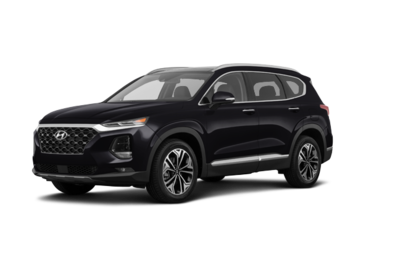 2019 Hyundai Santa Fe Ultimate AWD 2.0T Dark Chrome