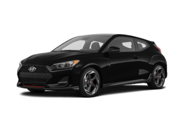 2019 Hyundai Veloster Turbo Tech Two Tone - DCT