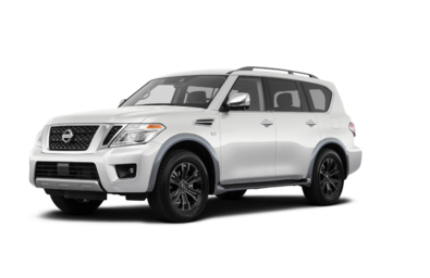 2019 Nissan Armada Platinum at