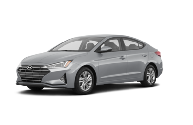 2020 Hyundai Elantra Sedan Preferred IVT Sun and Safety