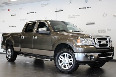 2008 Ford F150 XLT Supercrew 4WD