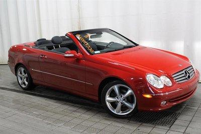 2005 Mercedes-Benz CLK320 Cabriolet