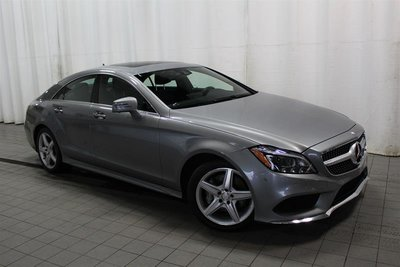 2015 Mercedes-Benz CLS400 4MATIC Coupe