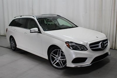 2016 Mercedes-Benz E400 4MATIC Wagon