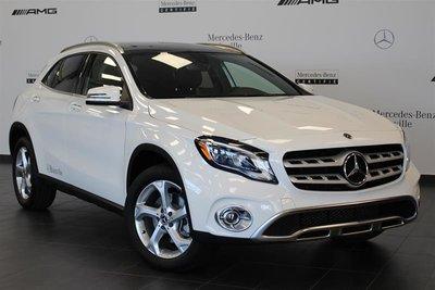 2020 Mercedes-Benz GLA250 4MATIC SUV