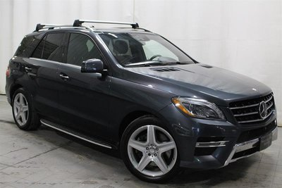2015 Mercedes-Benz ML550 4MATIC