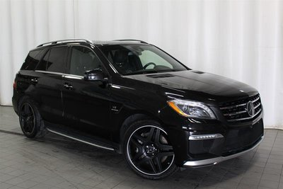 2015 Mercedes-Benz ML63 AMG ML 63 AMG