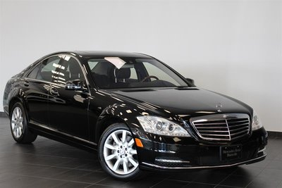 2010 Mercedes-Benz S450 4MATIC Sedan