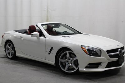 2016 Mercedes-Benz SL550 Roadster