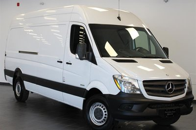 2015 Mercedes-Benz Sprinter 2500 Cargo 170