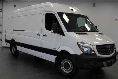 2014 Mercedes-Benz Sprinter 2500 Cargo V6 170
