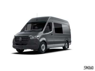 2019 Mercedes-Benz Sprinter V6 2500 Crew Van 170