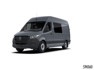 2019 Mercedes-Benz Sprinter V6 2500 Crew Van 144