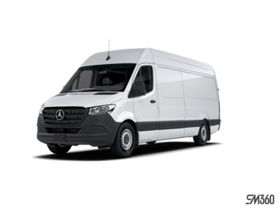 2019 Mercedes-Benz Sprinter Gas 2500 Cargo 144