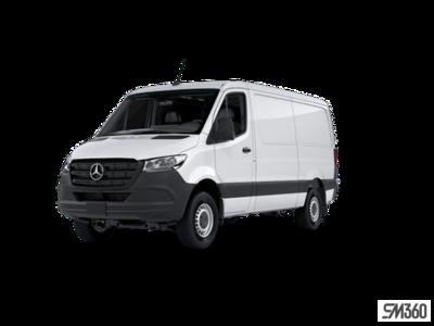 2019 Mercedes-Benz Sprinter 4x4 2500 Cargo 144 144 WB